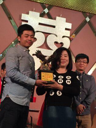 107年 - 江振甫 榮獲翰霖文教機構優良老師獎